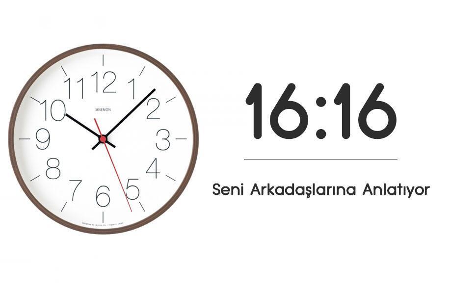 16.16 Saat Anlamı Nedir? 16.16 Çift Saatlerin Anlamı Nasıl Yorumlanır?