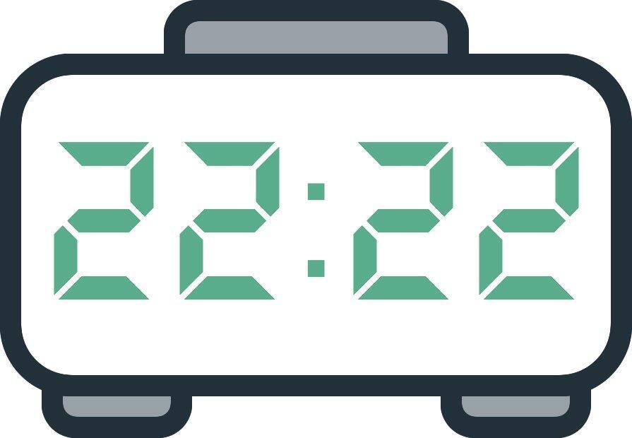22.22 Saat Anlamı Nedir? 22.22 Çift Saatlerin Anlamı Nasıl Yorumlanır?