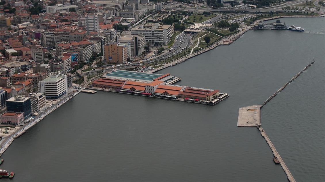 İzmir'in İlçeleri Nelerdir? İzmir'in Kaç İlçesi Vardır, Nüfusu Kaçtır? İzmir Haritası…
